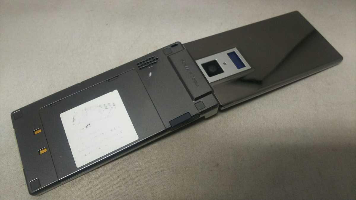 docomo FOMA P703iμ #23 Panasonic ガラケー ケータイ 簡易動作確認&簡易清掃&初期化OK 判定○_画像4