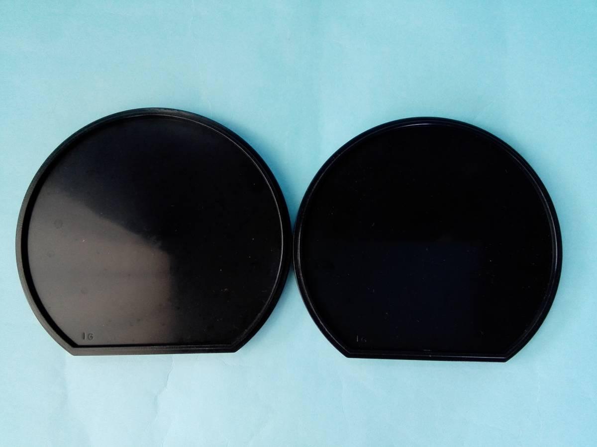 茶碗蒸器 小盆 木製スプーン 3点2客セット 蓋付持ち手付き器 _画像8