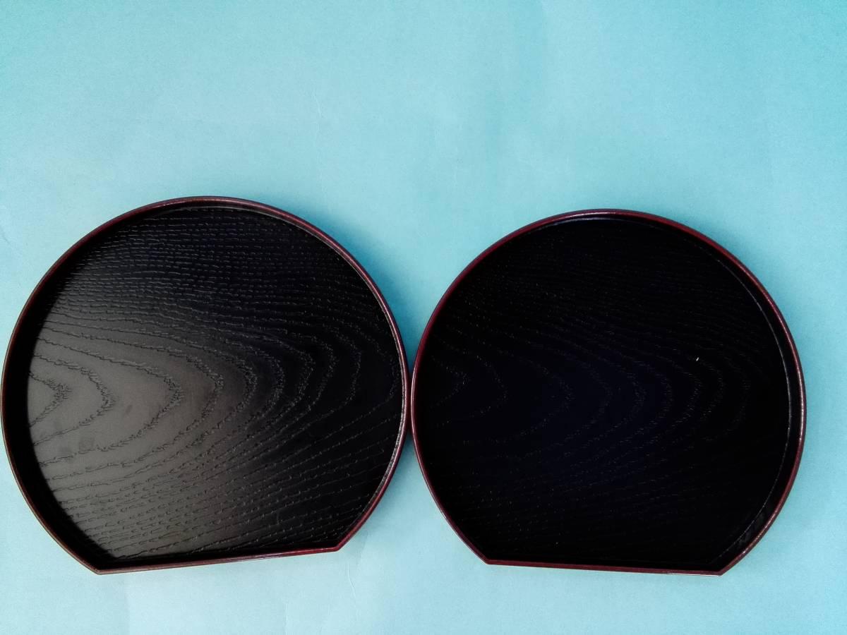 茶碗蒸器 小盆 木製スプーン 3点2客セット 蓋付持ち手付き器 _画像7