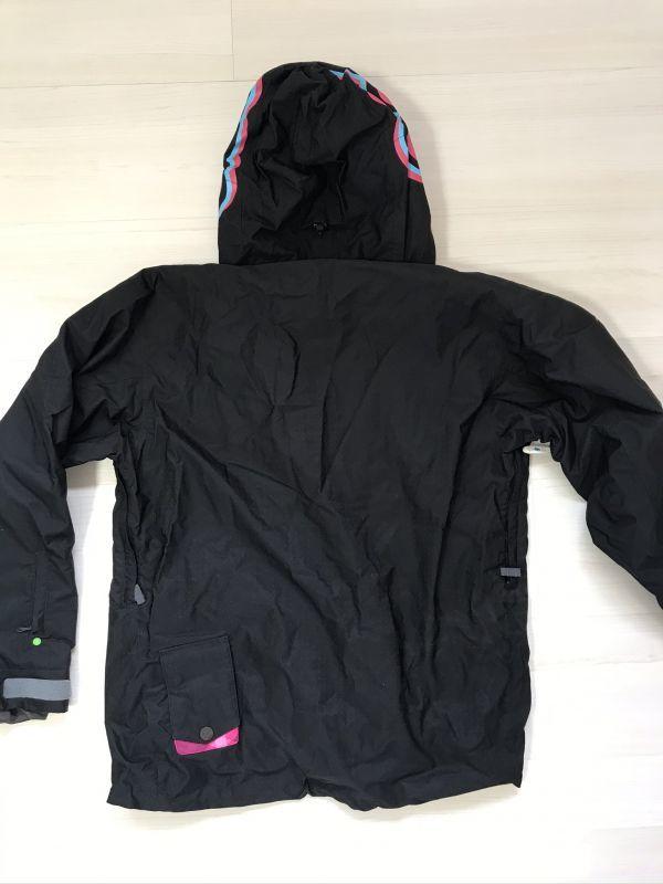 スノーボードウェア ジャケット メンズ 中古品 送料無料 値下げ交渉あり_画像2