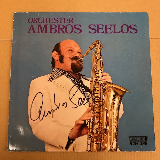 LP Orchester Ambros Seelos / S.T. Koch Records LPC120796 オリジナル Jazzfunk Rare Groove レアグルーヴ_画像1