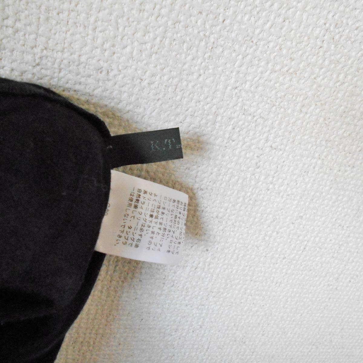 ケーティー K.T キヨコタカセ KIYOKO TAKASE プリーツ 入り シースルー 総ゴム スカート 黒 日本製 9_画像8