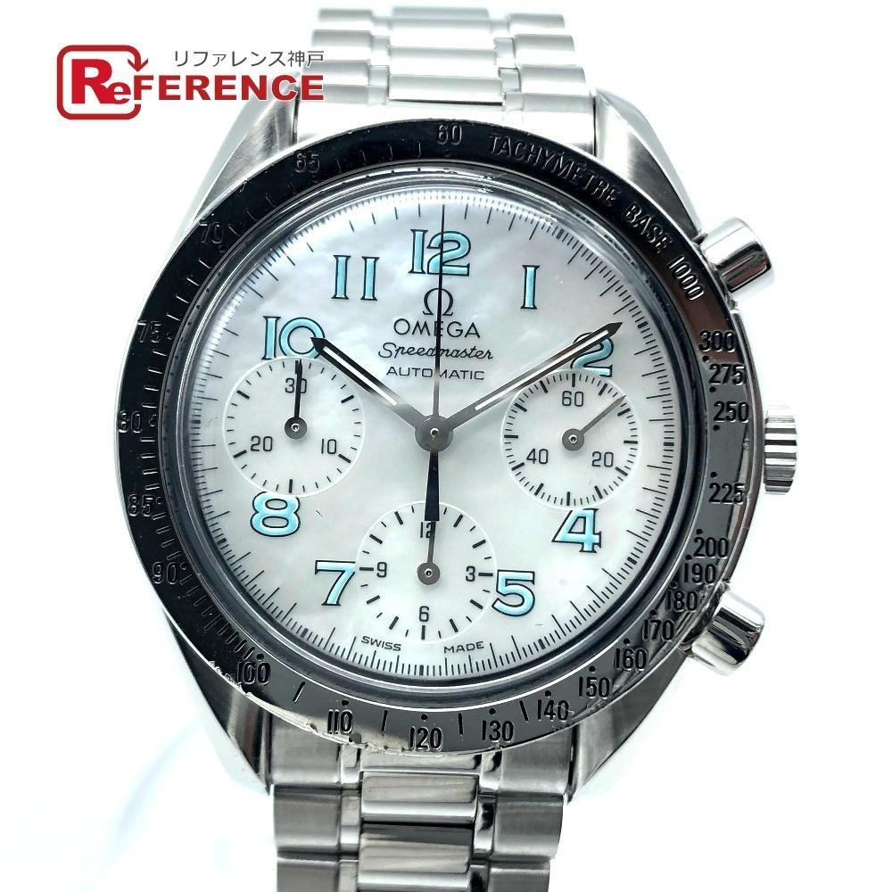 OMEGA オメガ 3502.71 メンズ腕時計 スピードマスター クロノグラフ 腕時計 SS メンズ