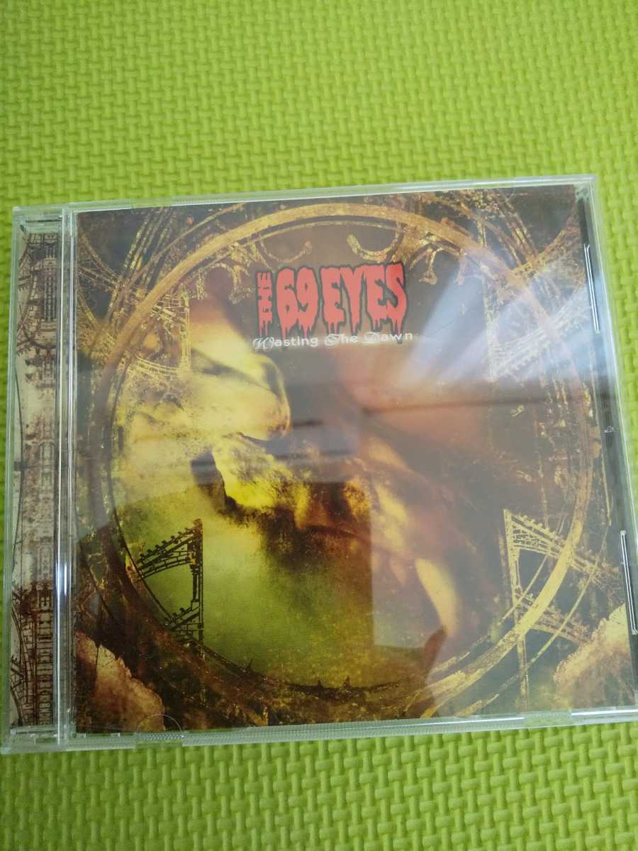 THE 69 EYES 「Wasting The Dawn」