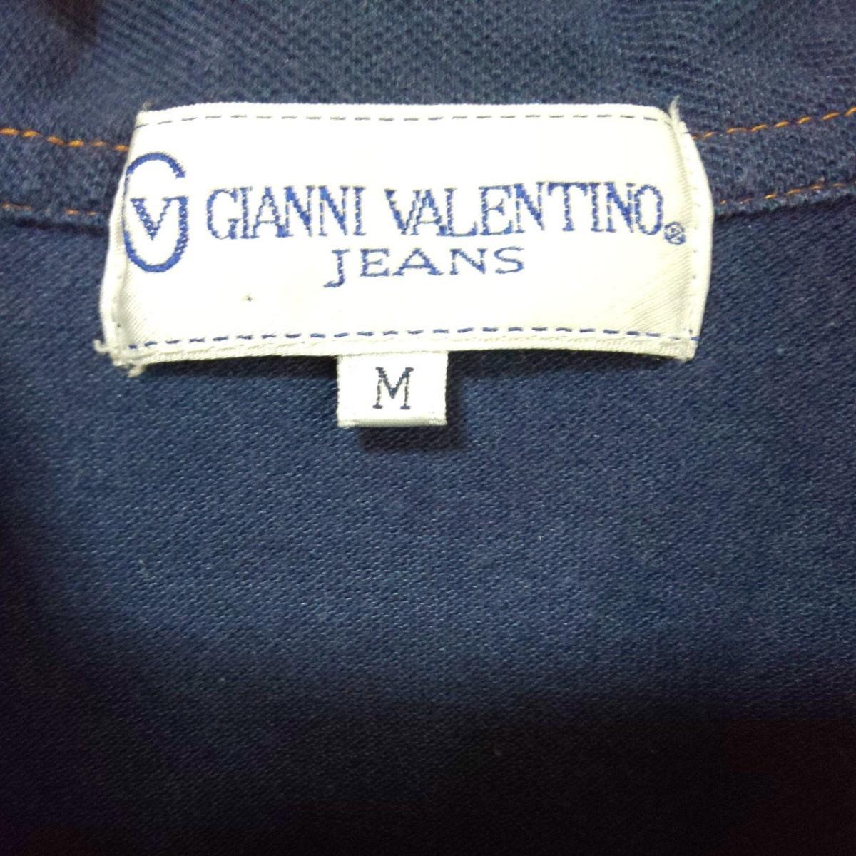 ポロシャツ  GIANNIVALENTINO JEANS