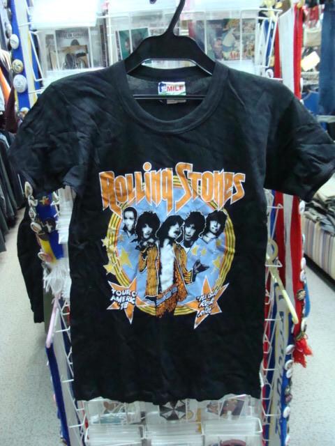 The Rolling Stones ザ・ローリング・ストーンズ Tour'78 Tシャツ (表記M・小さめ) 【ネコポス可能】 _画像2