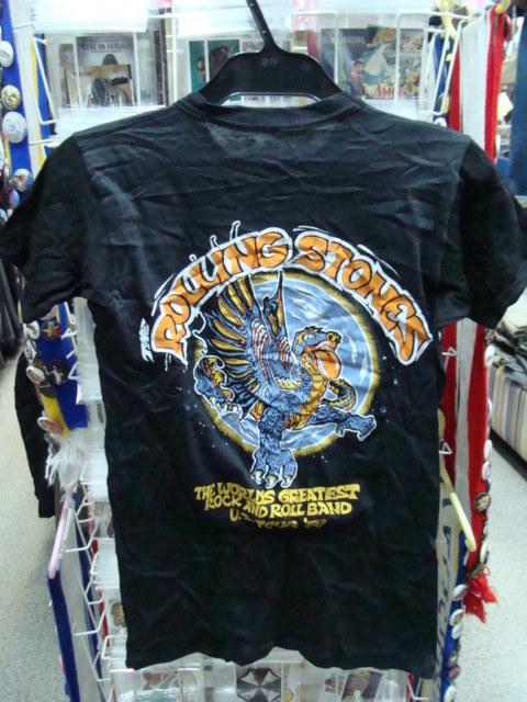 The Rolling Stones ザ・ローリング・ストーンズ Tour'78 Tシャツ (表記M・小さめ) 【ネコポス可能】 _画像3