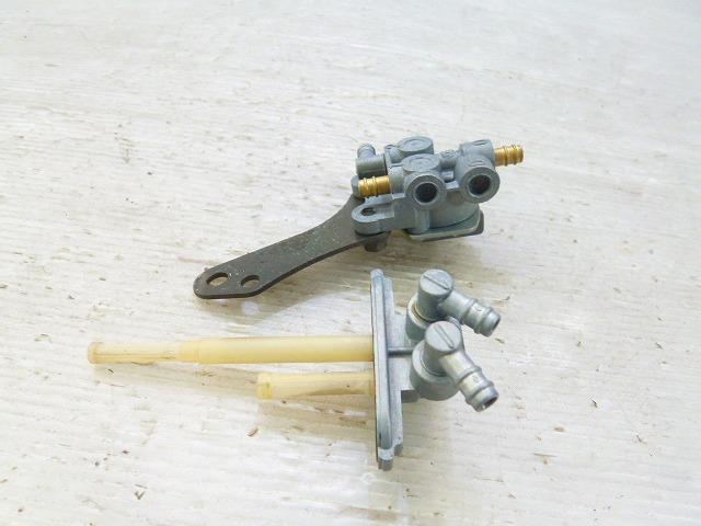 セロー225・DG08J・消防仕様★燃料コック・フィルター・固着なし★YS6-65(60)_画像4