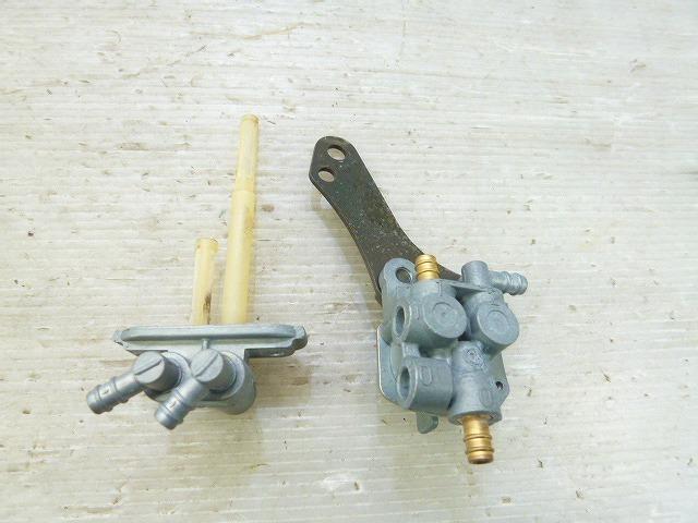 セロー225・DG08J・消防仕様★燃料コック・フィルター・固着なし★YS6-65(60)_画像3