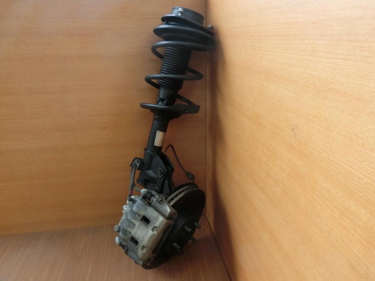 H23 エクシーガ YA9 4WD 右フロント足回り/右F足周り(一式)_画像5