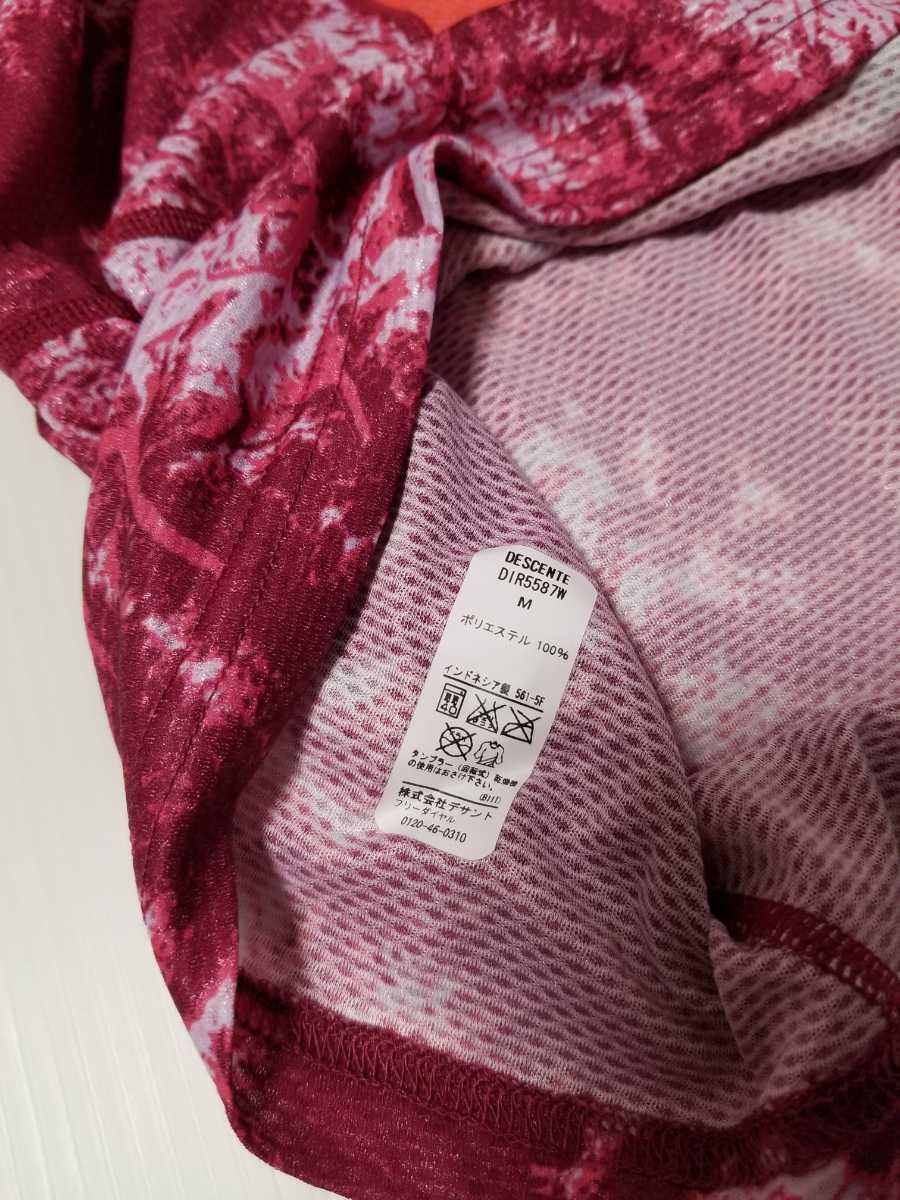 デサント ランニング 半袖シャツ M 未使用