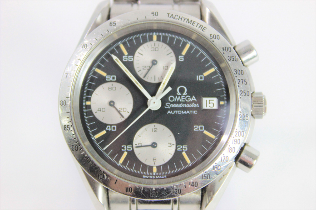 OMEGA オメガ スピードマスター Cal.1155 自動巻 メンズ 腕時計 AC058BOO11