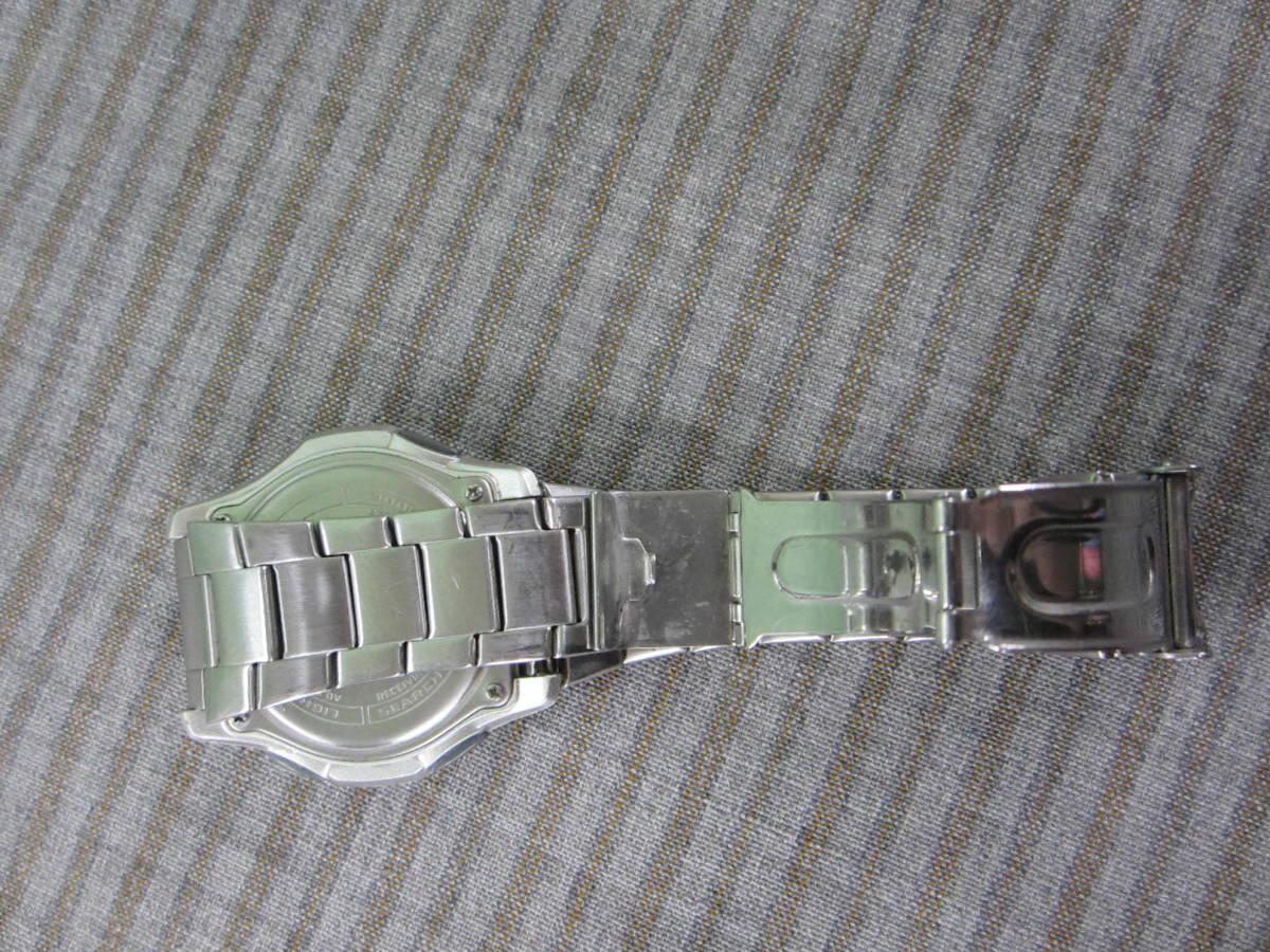 (つ-U-182)CASIO カシオ WVA-M630 腕時計 WAVECEPTER ウェーブセプター 5161 マルチバンド6 TOUGH SOLAR タフソーラー 電波時計 中古_画像4