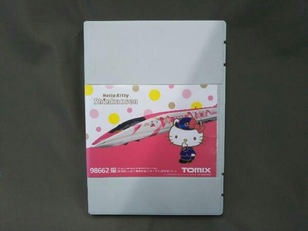 Nゲージ TOMIX 98662 JR 500-7000系山陽新幹線(ハローキティ新幹線)セット