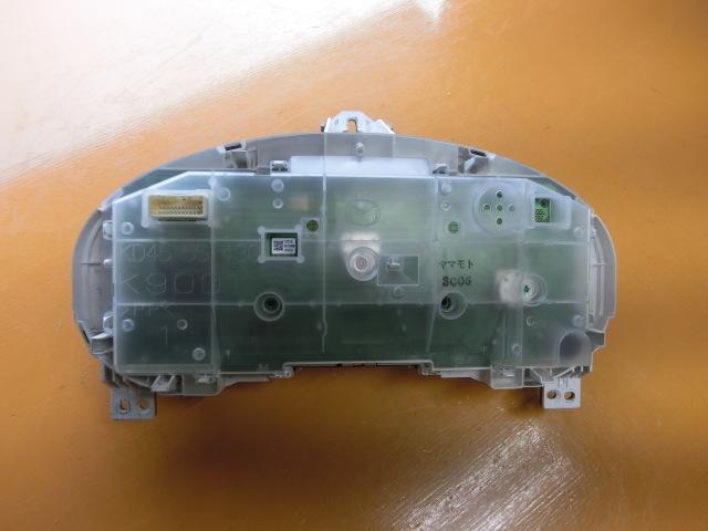 アテンザ スピードメーター 28.3万㌔ 平成25年 DBA-GJ5FW 15GA4VA ワゴン25S-Lパッケージ ii_画像2