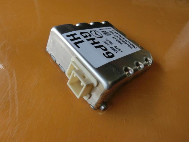 アテンザ  フロント カメラ 平成25年 DBA-GJ5FW GHP9 HL ワゴン25S-Lパッケージ_画像2