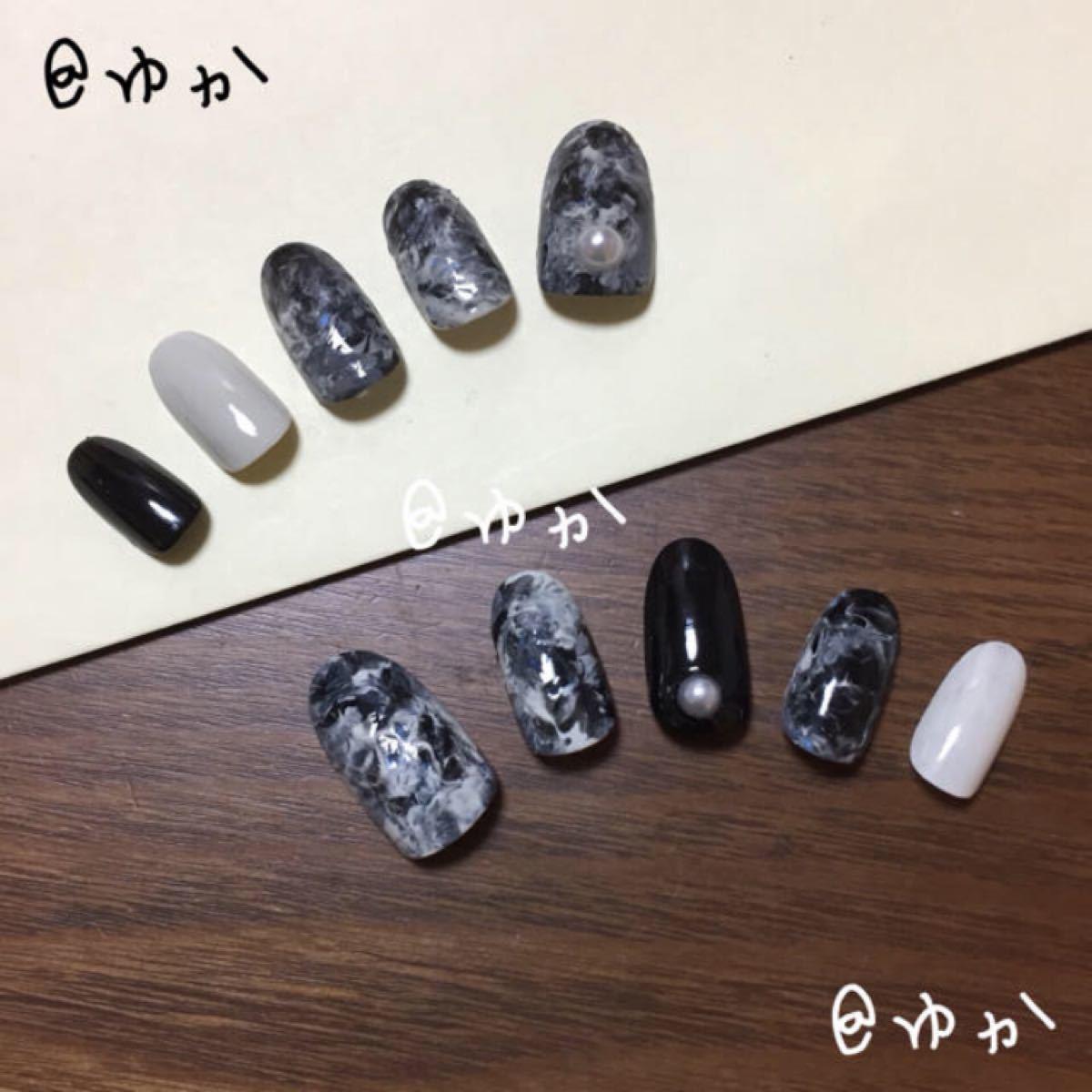 ネイルチップ☆ハンドメイド6