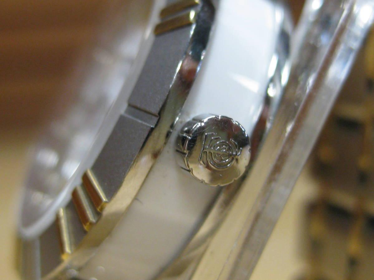 Y送料無料△051【TIFFANY&Co. ティファニー】Z1300.68.16A20A00A アトラス 自動巻き 腕時計 18K 30m防水 スケルトン レディース_画像4