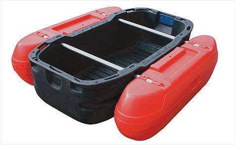 「新品未開封 カーメイトフロートボート Z1DR」の画像3