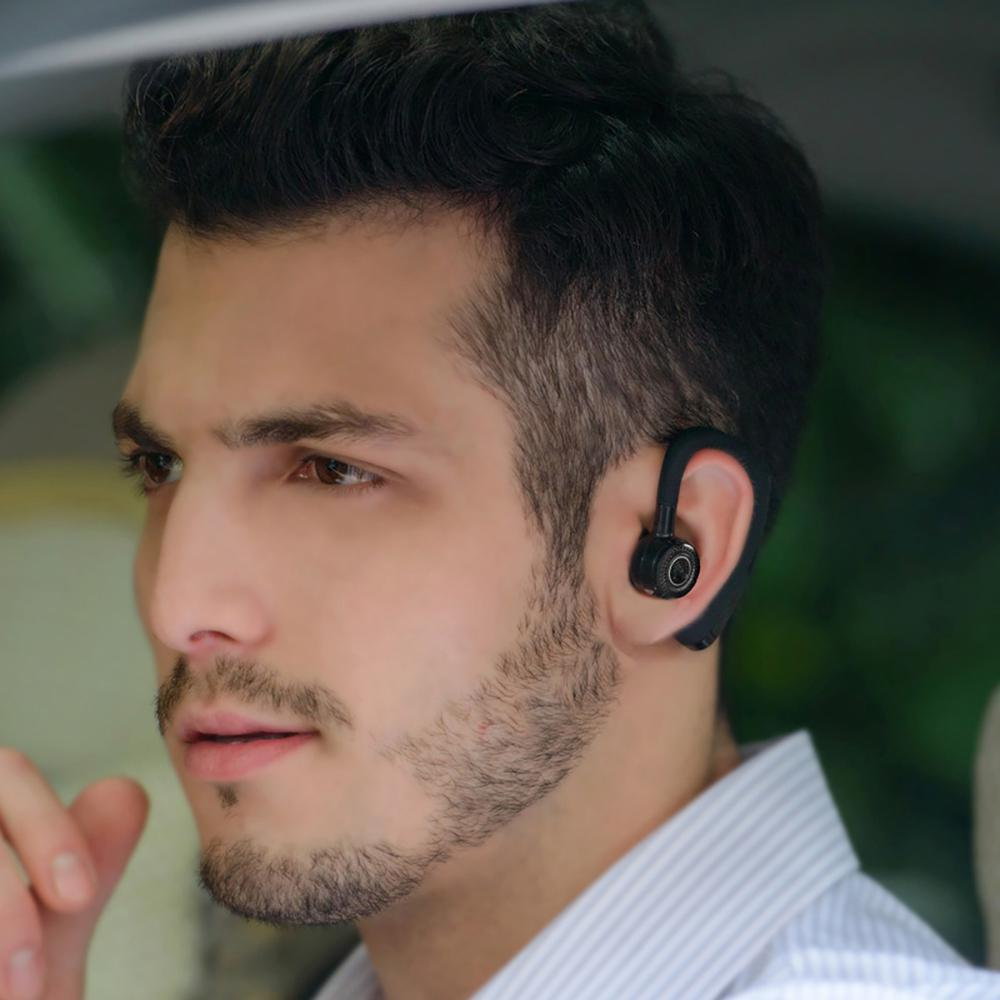 V9 新アップグレード Bluetooth 5.0 イヤホンワイヤレスヘッドフォン Blutooth イヤホンハンズフリーヘッドホンイヤゲーミングヘッドセッ_画像6