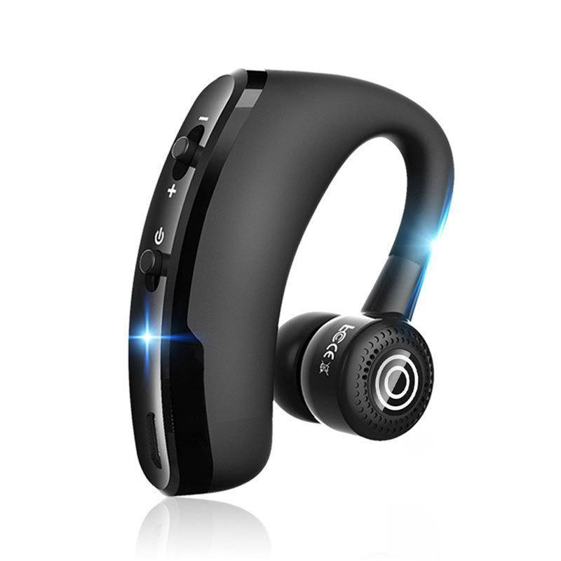 V9 新アップグレード Bluetooth 5.0 イヤホンワイヤレスヘッドフォン Blutooth イヤホンハンズフリーヘッドホンイヤゲーミングヘッドセッ_画像3