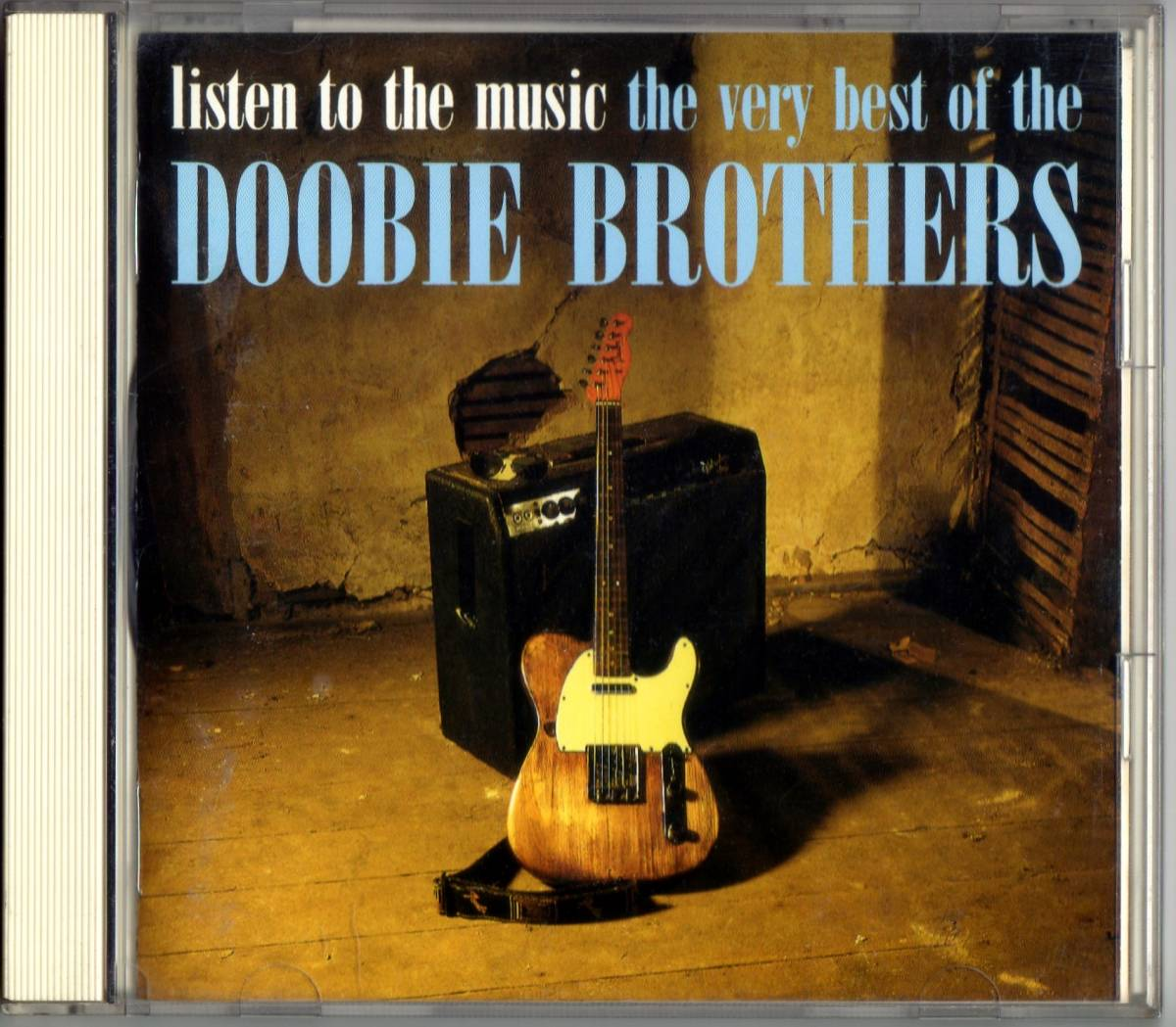 CD★国内盤★ドゥービーブラザーズ★The Very Best of The DOOBIE BROTHERS / LISTEN TO THE MUSIC他 _画像1