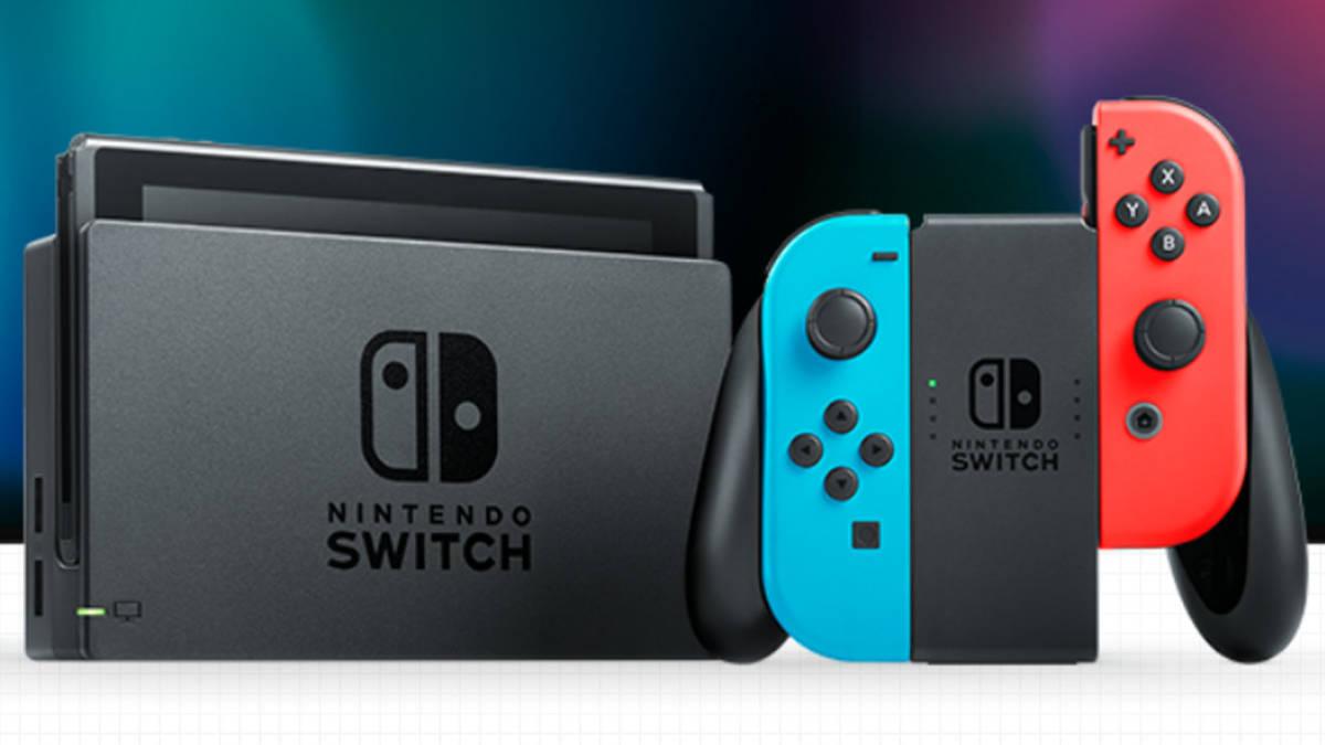 【新品未使用未開封】 Nintendo Switch 旧型 送料無料 Joy-con ネオンブルー/ネオンレッド★ 任天堂 ニンテンドー スイッチ 本体
