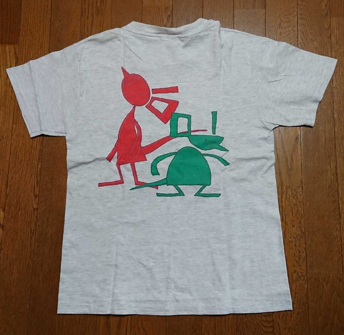 90s MTV Tシャツ グレー USED / nirvana pearl jam hole alice in chains soundgarden stone temple pilots sonic youth mudhoney _画像2