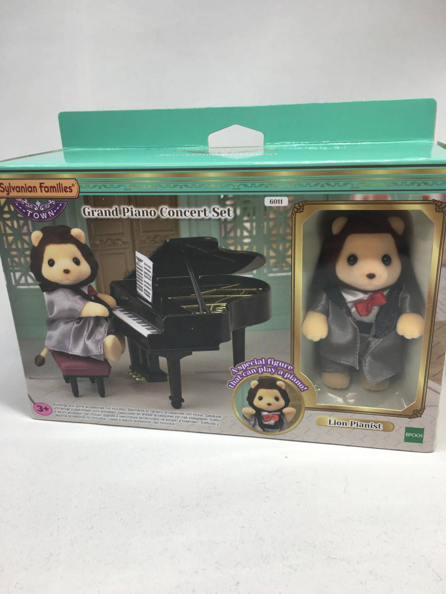 Sylvanian families town series Grand Piano Concert Set EPOCH JP