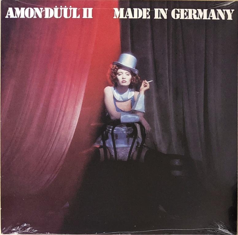 Amon Duul II - Made In Germany 限定再発アナログ・レコード