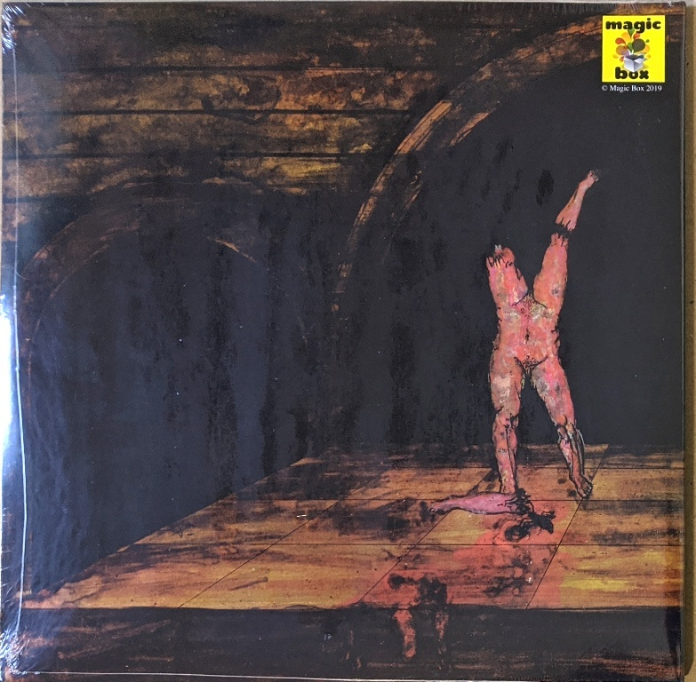 Big Sleep - Bluebell Wood 500枚限定再発アナログ・レコード