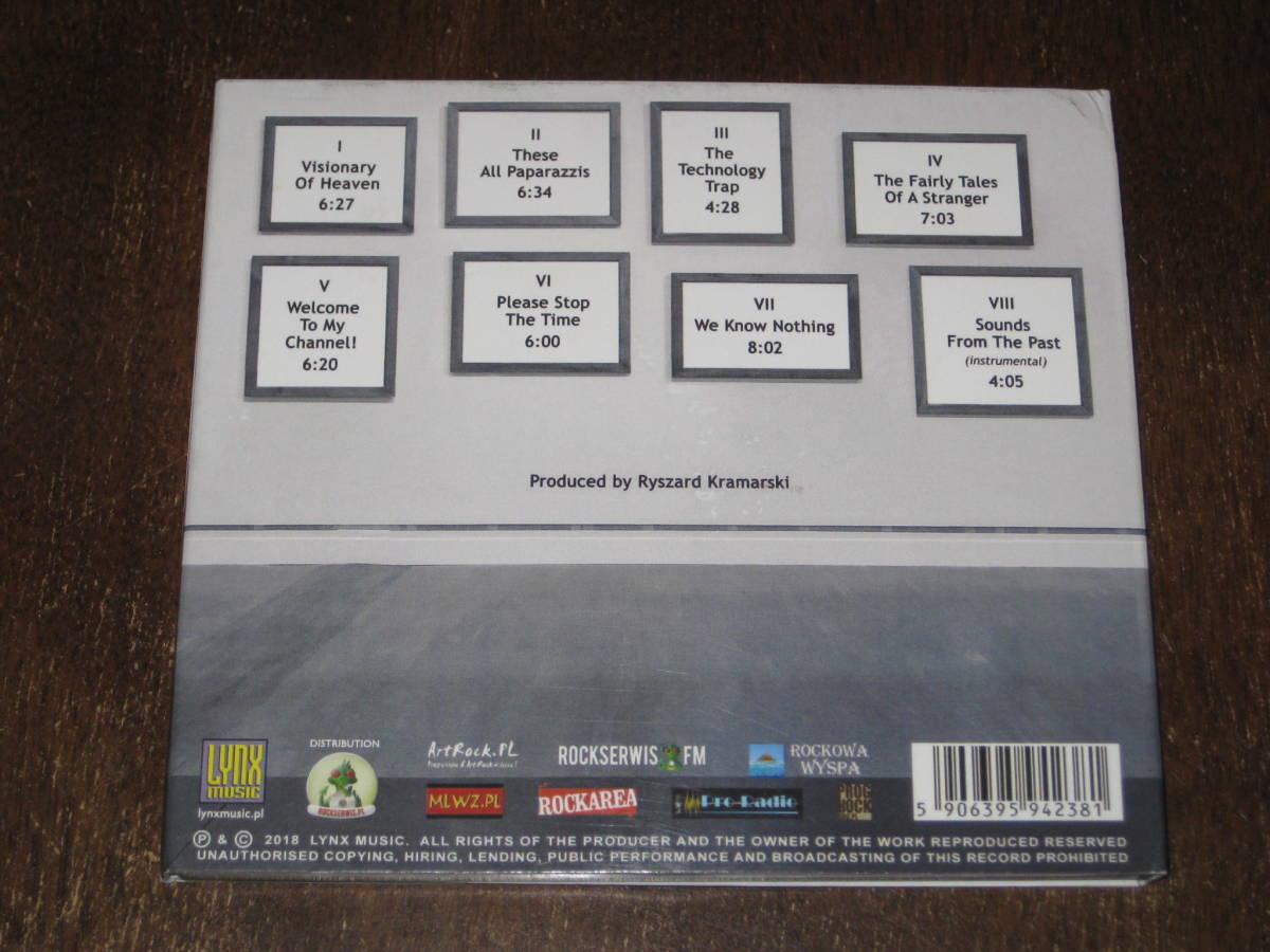 THE RYSZARD KRAMARSKI PROJECT リシャルト・クラマルスキ・プロジェクト / SOUND FROM THE PAST サウンド・フロム・ザ・パスト 輸入盤売切