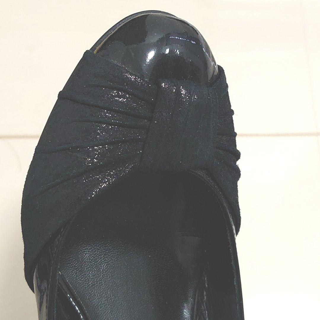 パンプス 黒
