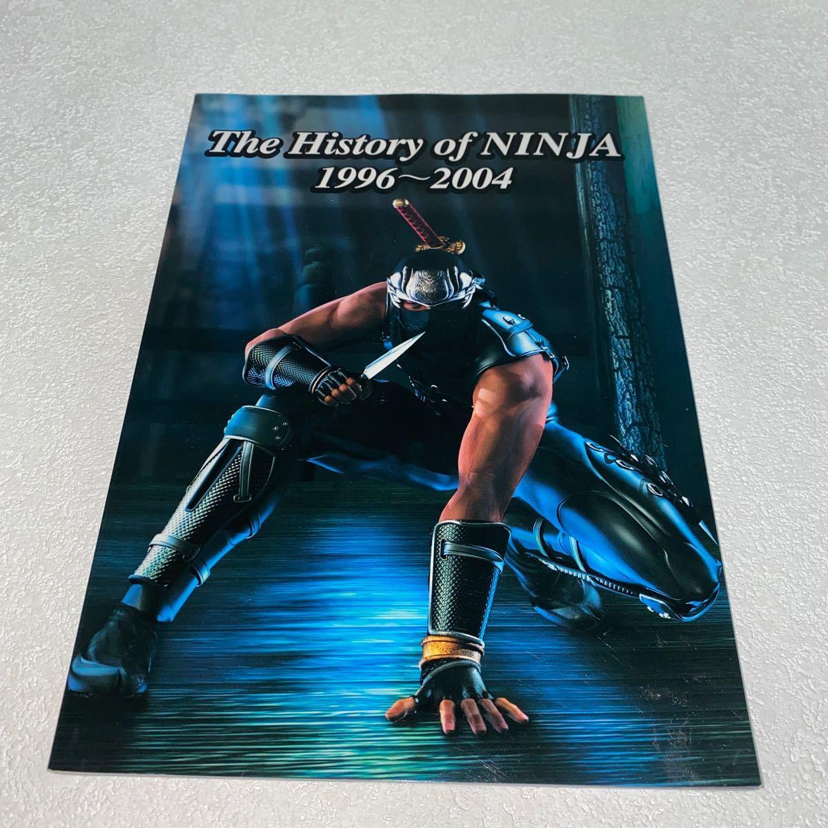 15 The History of NINJA 1996~2004 DEAD OR ALIVE デッドオアアライブ_画像1