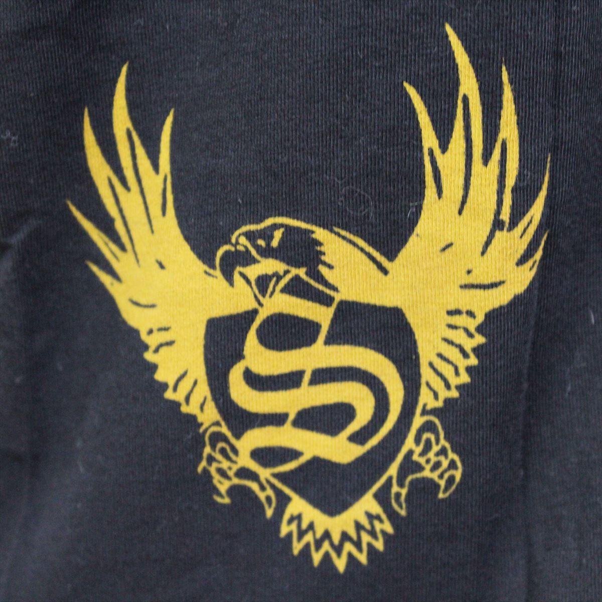 スメット SMET メンズ半袖Tシャツ Mサイズ ブラック NO6 新品 黒_画像5