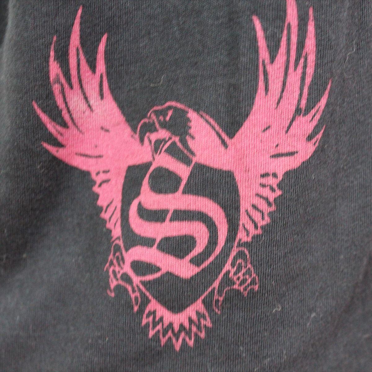 スメット SMET メンズ半袖Tシャツ ブラック Lサイズ NO9 新品 黒_画像4