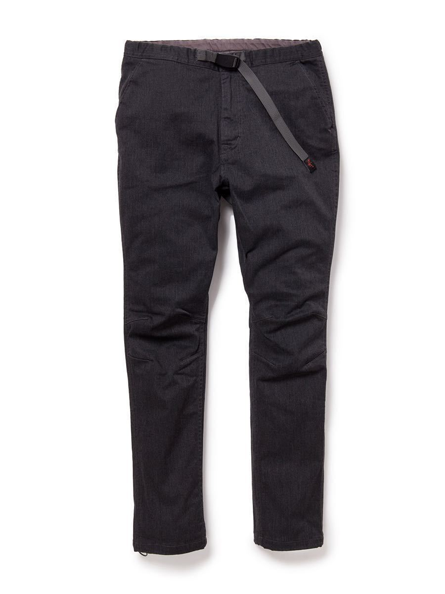 nonnative gramicci CLIMBER EASY PANTS C/P/P CHINO STRETCH by GRAMICCI for BEAUTY & YOUTH サイズ1 GRAY ノンネイティブ グラミチ soph