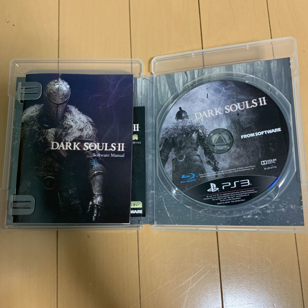 【PS3】 DARK SOULS II [通常版]