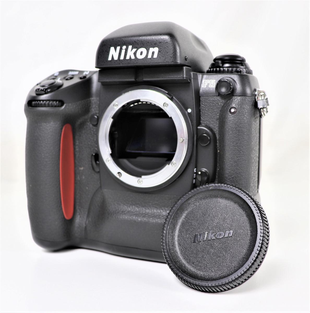 【名機】NIKON ニコン MF-28 フィルムカメラ F5 3059826 一眼レフ FK031FFP39