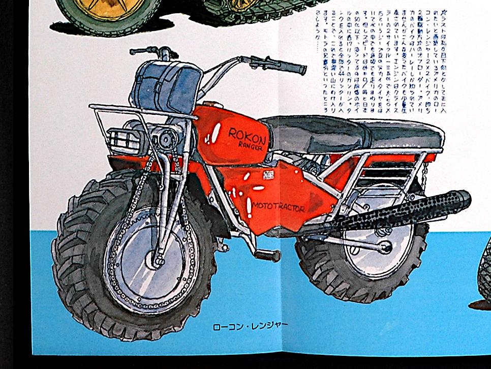 [Vintage][Not Displayed][Delivery Free]1984 Animec? Cagliostro Castle Open Ootsuka Yasuo/Yutaka Izubuchi 大塚康生/出渕裕[tag2202]_画像9