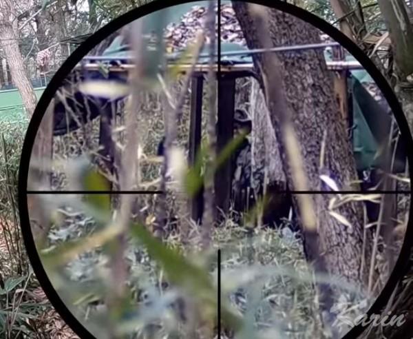 送料無料【2020年モデル】【日本サバゲー専用】レンズ:25mm【大容量バッテリ】遠望型ガンカメラ RunCam Scope Cam Lite  50mまで$*_画像8
