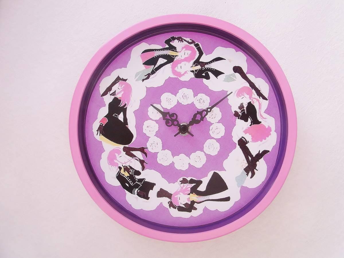 【新品送料無料】TOKYO CLOCK シンプル掛け時計【nevinny ネヴィニー】_画像1