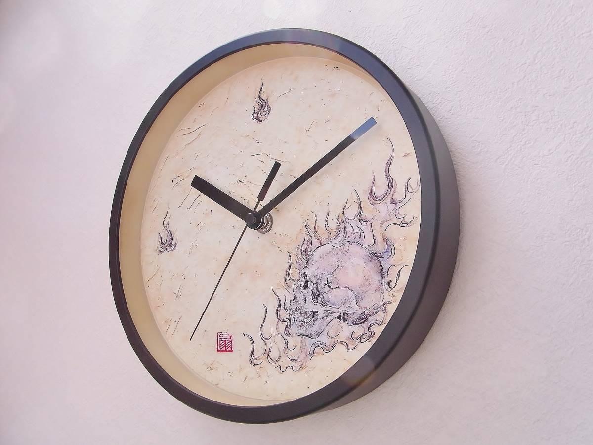 【新品送料無料】TOKYO CLOCK シンプル掛け時計【passato パサート】_画像2
