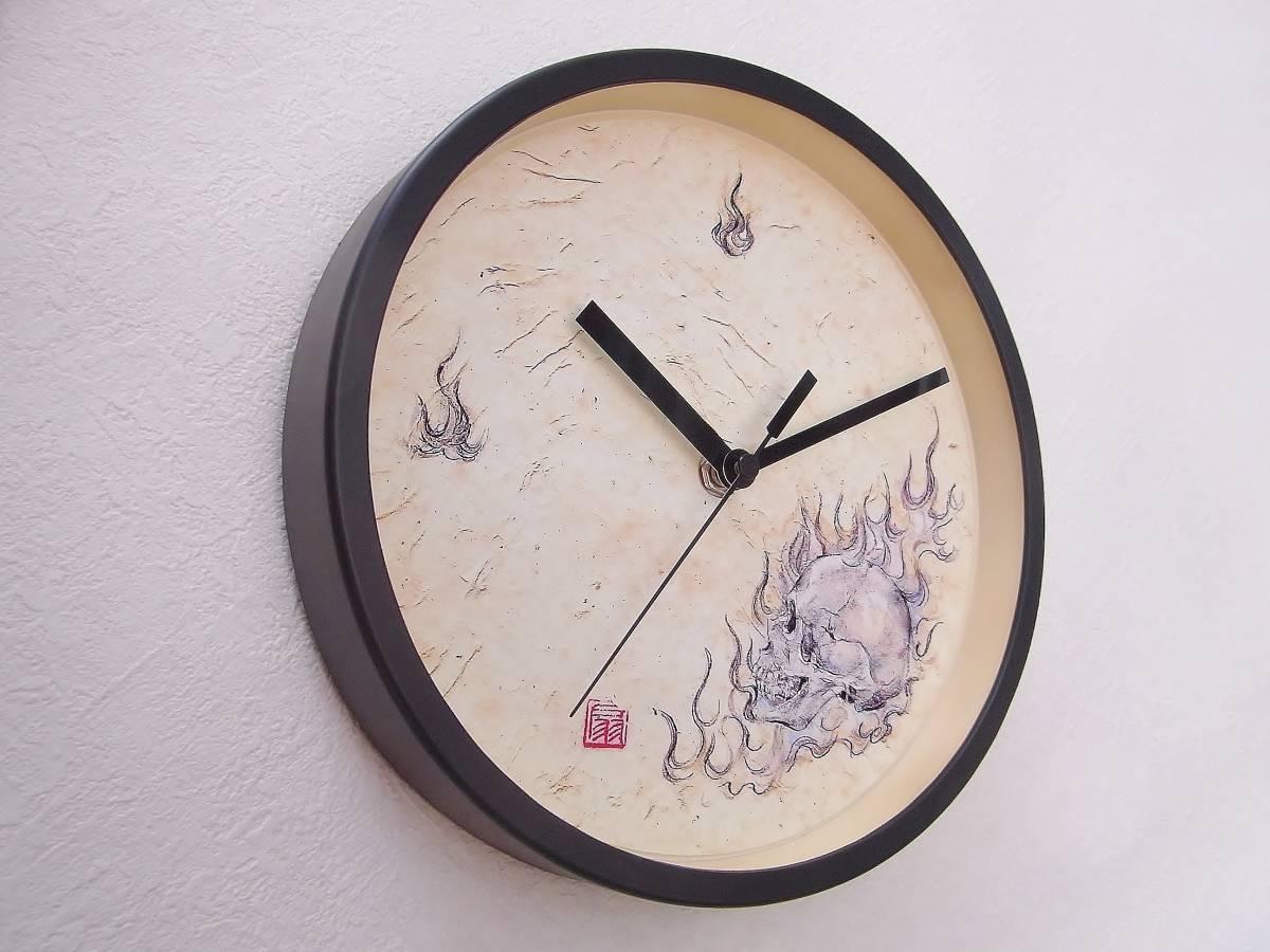 【新品送料無料】TOKYO CLOCK シンプル掛け時計【passato パサート】_画像3