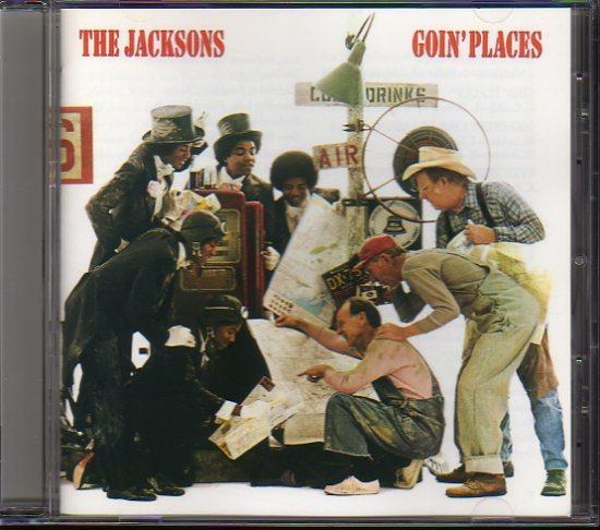ザ・ジャクソンズ/THE JACKSONS「ゴーイン・プレイシズ~青春のハイウェイ/Goin' Places」