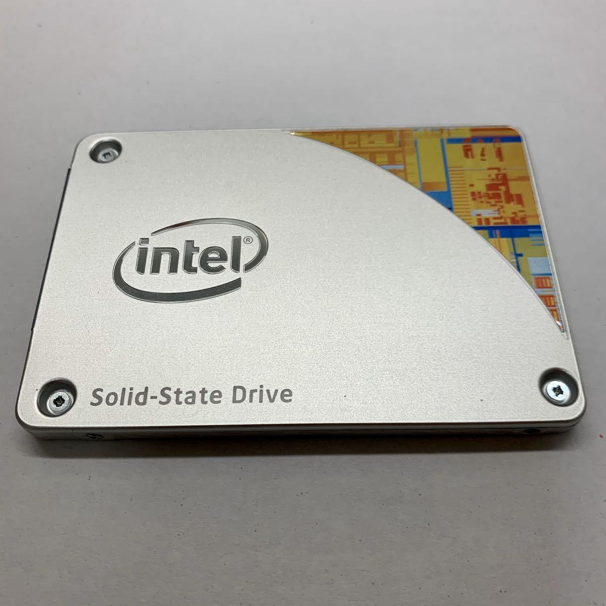 ジャンク 2.5インチSSD 240GB Intel 535 Series SSDSC2BW240H6