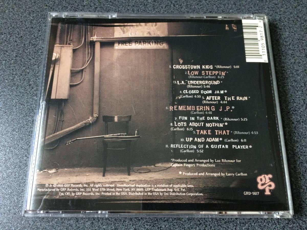 ★☆【CD】Larry & Lee / リー・リトナー&ラリー・カールトン LEE THORNBURG & LARRY CARLTON☆★_画像2
