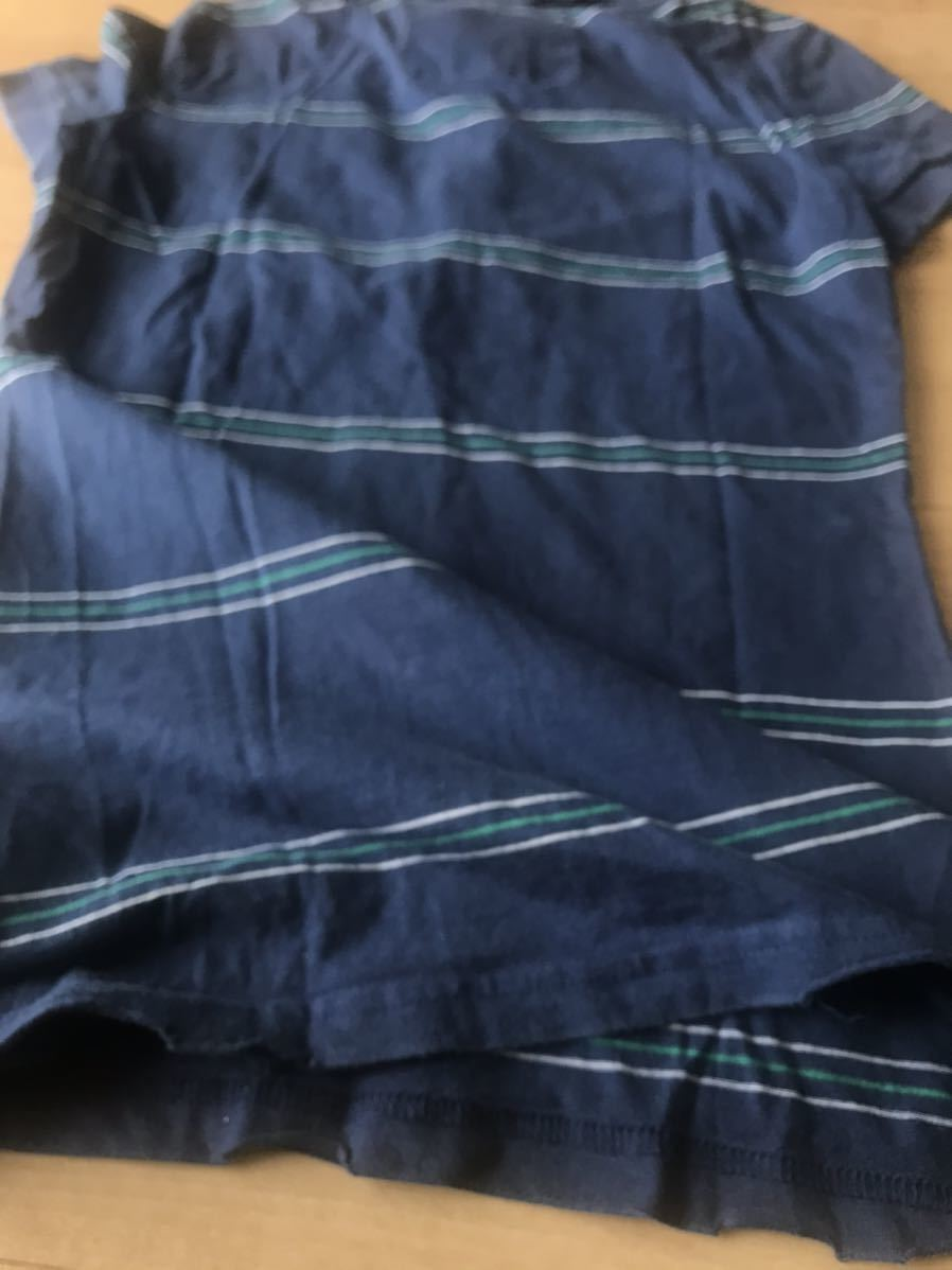 ★【Abercrombie&Fitch】★アバクロンビー&フィッチ ボロシャツ★M