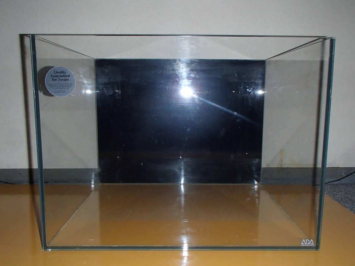 中古【ADA】60×45×45 ガラス8mm フック8個 ガラス蓋2枚②_画像1