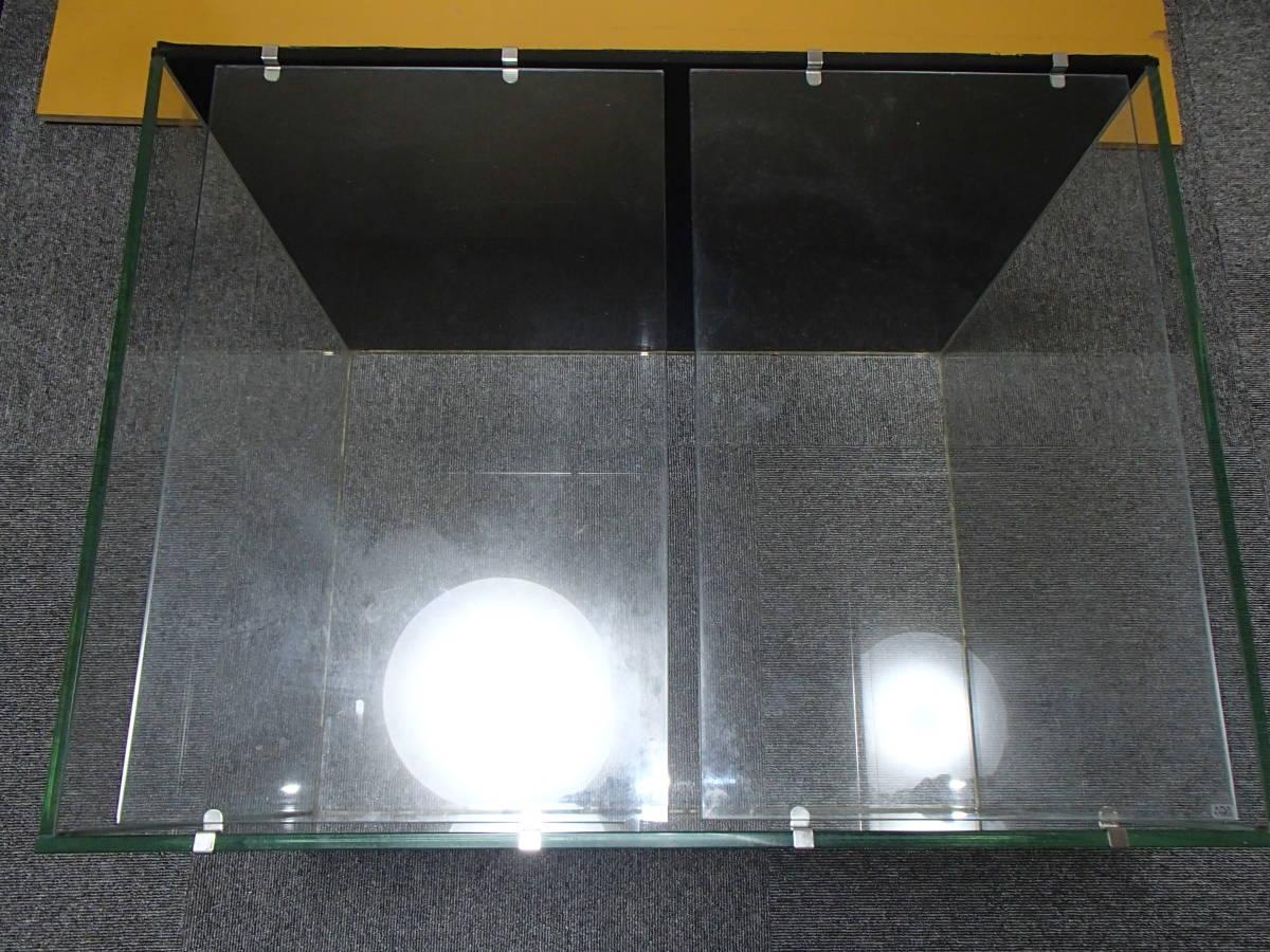 中古【ADA】60×45×45 ガラス8mm フック8個 ガラス蓋2枚②_画像9